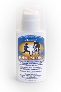 Joint Medic Pain Relief Fast Acting Skin Cream New Jersey USA